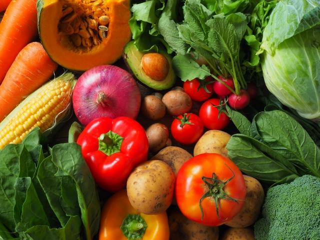 髪を生やす食材・緑黄色野菜