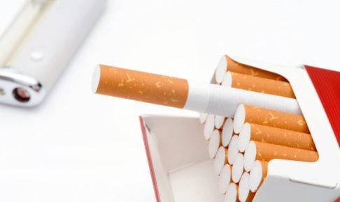 タバコ・原因・ハゲる