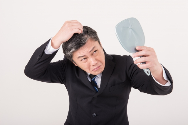 AGA(男性型脱毛症)・原因・対策・種類・特徴