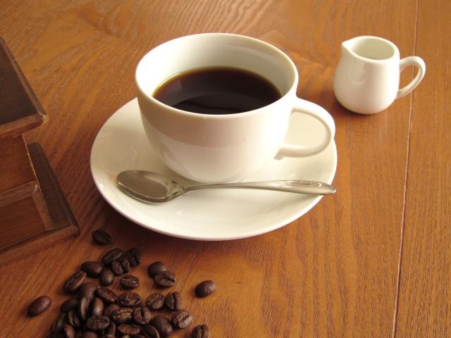 髪の毛に良くない飲み物・コーヒー