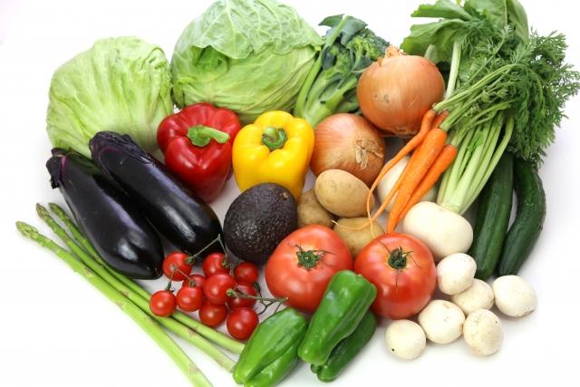 自然治癒・食べ物・緑黄色野菜