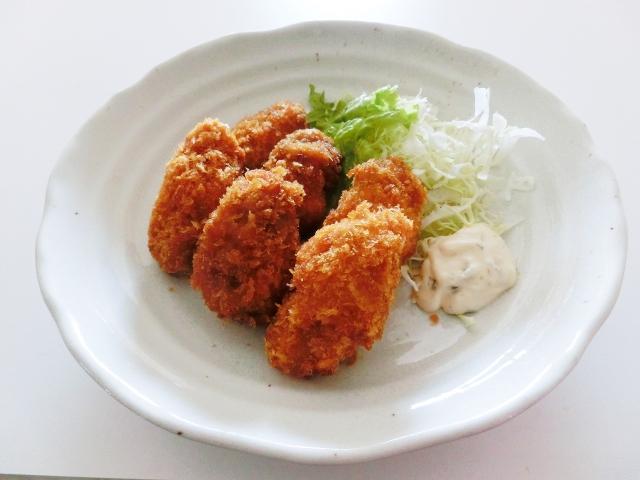 亜鉛・牡蠣