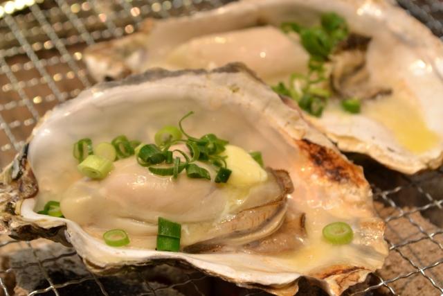 自然治癒・食べ物・牡蠣