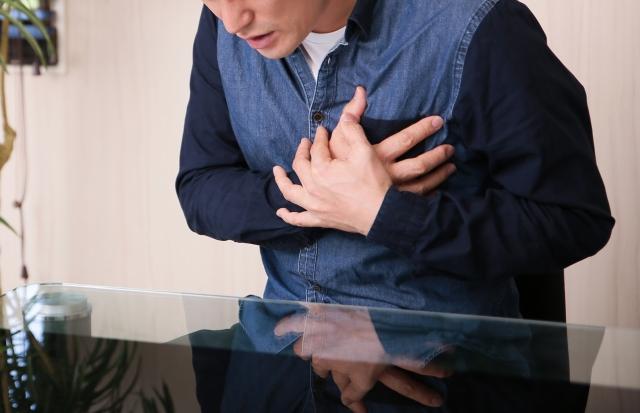 肝機能障害・心臓・影響
