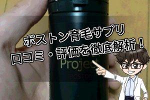 ボストン育毛サプリ・口コミ・2ch・評価