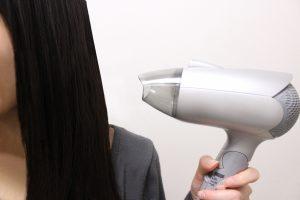 ブブカゼロ・使い方・髪の毛・乾かす