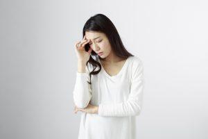M字ハゲ・原因・身体・負担