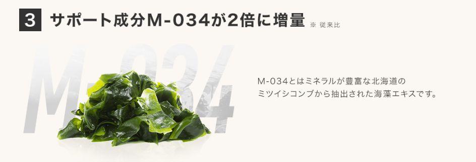 チャップアップ・M034