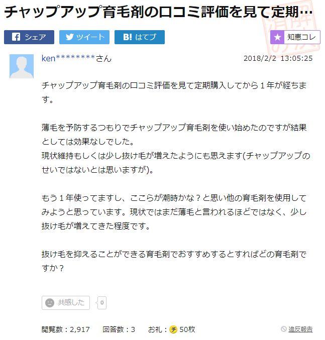 チャップアップ・知恵袋02