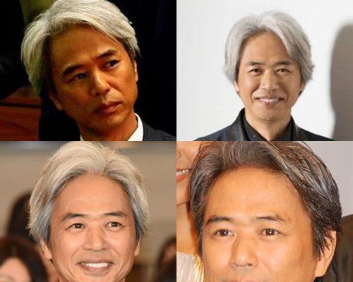 白髪が似合うかっこいい芸能人・時任三郎