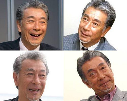 白髪が似合うかっこいい芸能人・高田純次