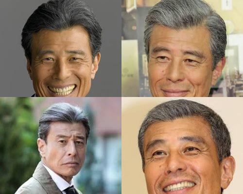 白髪が似合うかっこいい芸能人・舘ひろし