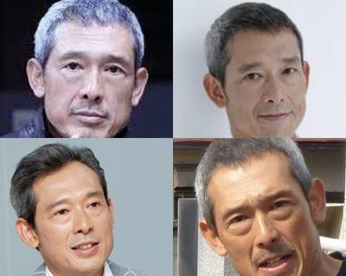 白髪が似合うかっこいい芸能人・鶴見辰吾