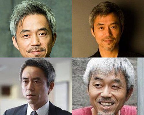 白髪が似合うかっこいい芸能人・小市慢太郎