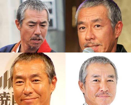 白髪が似合うかっこいい芸能人・柳葉敏郎